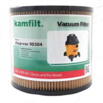 Kamfilt Vacuum Filter KVF-SV90304 for ShopVac (Shop-Vac) 90304