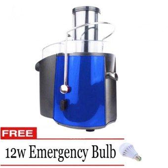 Koii Power Juicer 1L (Blue) with FREE 12w Emergency Bulb