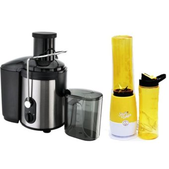 Koii Power Juicer with Shake n Take 3 (Yellow)