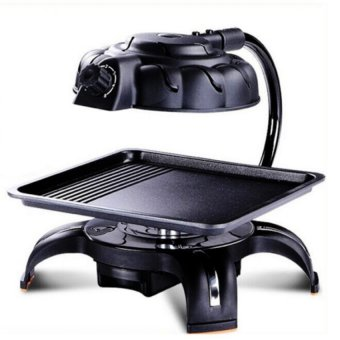Kuku Korean BBQ Smoke-free 3D Infrared Electric Grill - picture 2