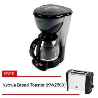 Kyowa Coffee Maker and Kyowa Bread Toaster (KW2509)