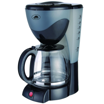Kyowa KW-1211 12Cups Coffee Maker (Black/Grey)