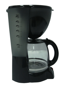 Kyowa KW-1211 12Cups Coffee-Maker (Black/Grey)