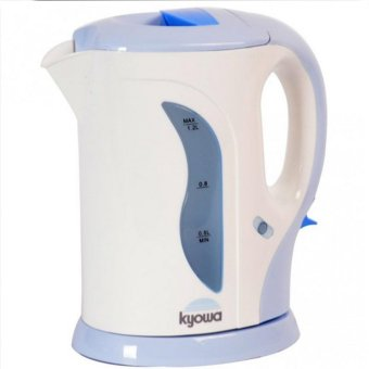 Kyowa KW-1311 Electric Kettle (Blue/White)