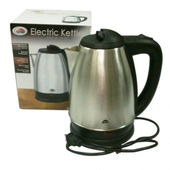 Kyowa KW-1362 Electric Kettle 1.7L (Black)