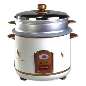 Kyowa KW-2021 Rice Cooker 0.6L (Brown)