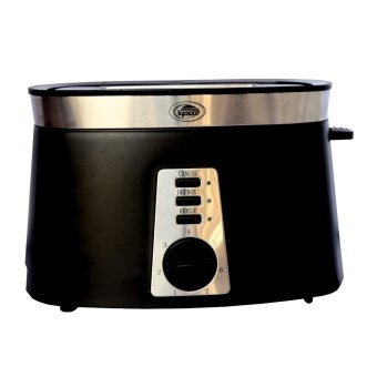 Kyowa KW-2512 Bread Toaster (Black)