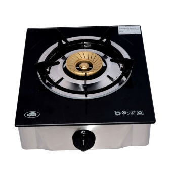 Kyowa KW-3565 Gas Stove (Black)