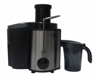 Kyowa KW-4210 Juicer Extractor (Black/Silver)