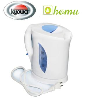 Kyowa KW1319 Electric Kettle (White/Blue)