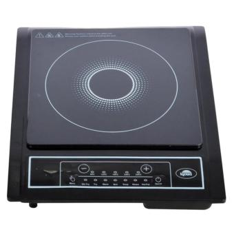 Kyowa KW3633 Induction Stove With Stainless Stock Pot (Black)