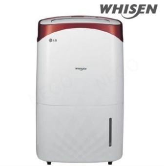 [LG] whisen 15L Dehumidifier LD-159DF red color /LG/dehumidifier - intl Price Philippines