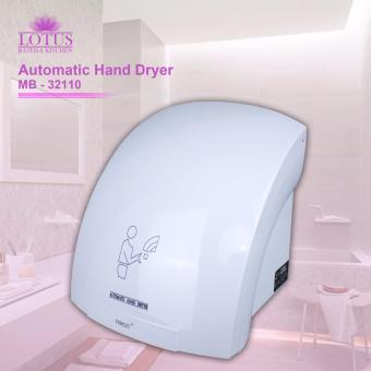Lotus MB-32110 Heavy Duty Automatic Hand Dryer (White) Price Philippines