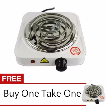 LOVE&HOME Buy One Take One 1010B Hot Plate Electric CookingStove Single (White)