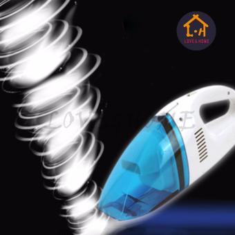 LOVE&HOME Portable Car Vacuum Cleaner (Blue)
