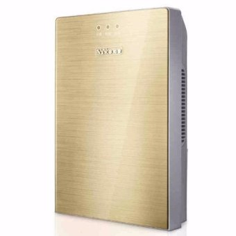 Low noise household dehumidifier ( Gold ) - intl