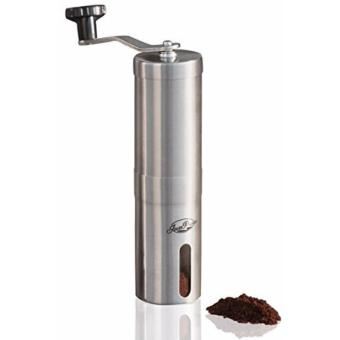 Manual Coffee Grinder Handheld adjustable Burr Grinder Ceramic Mill