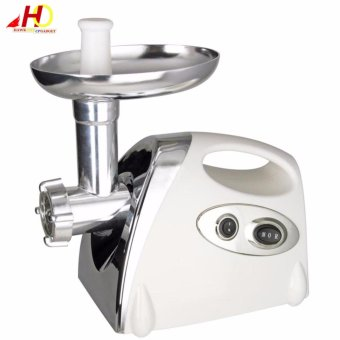 MGB-120 Electric Meat Grinder Sausage Maker & Mincer 2800W MGB120 (White)