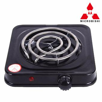 Microbishi MES-1010B Hot Plate Single Electric Stove (Black) Price Philippines