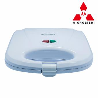 Microbishi Sandwich Maker MSM-2626/KW-2626 Microbishi (White) withFree Mini Foldable All-In-One Monopod - 2