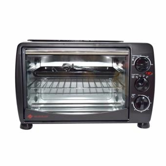 Micromatic KWS-12B Electric Oven with Grill 19L Price Philippines