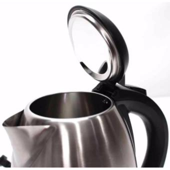 Micromatic MCK1800 Electric Kettle 1.8Liters Stainless (Silver) - 2