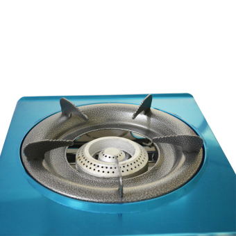 Micromatic MGS-212 Single Burner Gas Stove with Regulator (Multicolor) - picture 2
