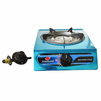 Online Micromatic Mgs 212 Single Burner Gas Stove With