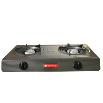 Micromatic MGS-232 Double Burner Gas Stove