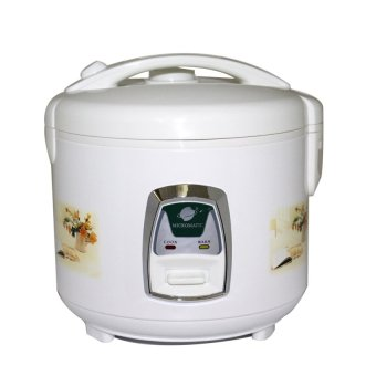 Micromatic MJRC-528D Dura Rice Cooker 1.5L With Steam Rack Price Philippines