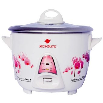Micromatic MRC-15 Rice Cooker 2.2L 15 Cups Of Rice Price Philippines