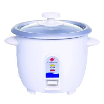 Micromatic MRC-350 0.6L 3Cups Rice Cooker