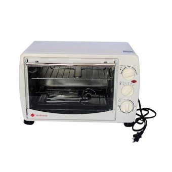 Micromatic MRO-18 Electric Rotisserie Oven 19L (White)