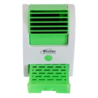 Ming Yang Mini Fan Air Conditioning (Green) - picture 2