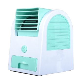Ming Yang Mini Fan Air Conditioning (Mint Green)
