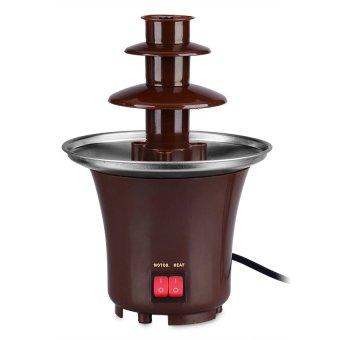 Mini Chocolate Fountain (Brown)