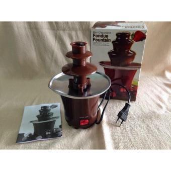 Mini Chocolate Fountain MCF00001(Brown) - 3