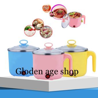 Mini Electric Rice Cooker New Small Electric Rice Cooker 1.0L 1 to2 People - 3