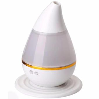 Mini USB Ultrasound Atomization Humidifier Colorful Gradient Light