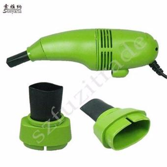 Mini USB Vacuum Cleaner Keyboard Dust Collector For PC Laptop Computer Macbook - 2