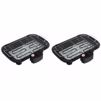MMC Electric Barbecue Grill Outdoor BBQ SET OF 2