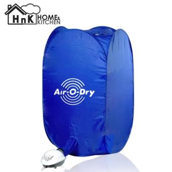 MorganStar Air O Dry Portable Clothes Dryer (Blue) Price Philippines