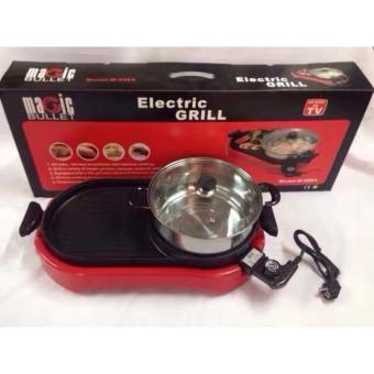 Multi-function Electric Hotplate Grill