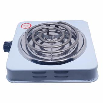 NEW High Quality Hot Plate Single Burner Portable Electric Stove(White) - 5