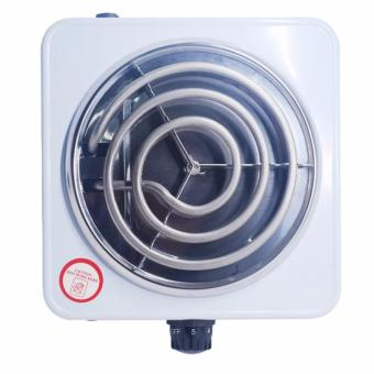NEW High Quality Hot Plate Single Burner Portable Electric Stove(White) - 4
