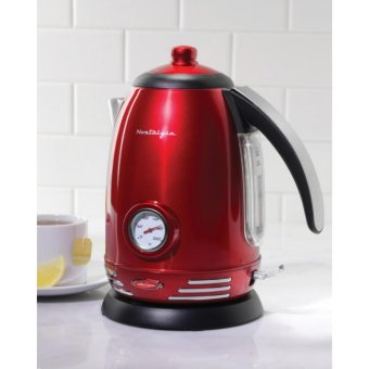 Nostalgia Electric Water Kettle RWK-150 1.7L