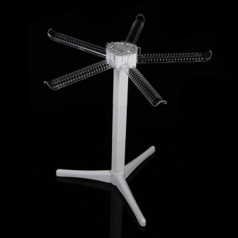 Pasta Drying Rack Stand Holder Spaghetti Fettuccine Home KitchenTool Noodles Dryer Plastic - intl - 4