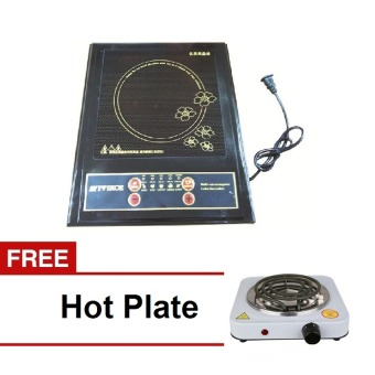 PFSKOE Induction Cooker with free 1010b hot plate electric cooking Price Philippines