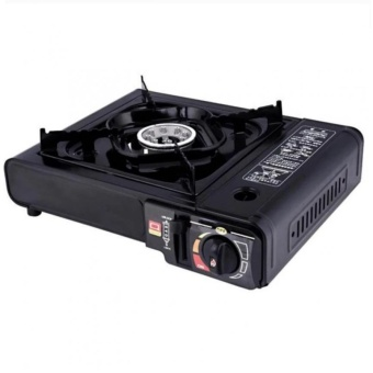 Portable Butane Gas Stove BDZ-155-A (Black)