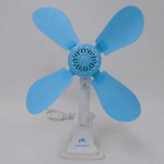Portable Clip Electric Fan (color may vary)